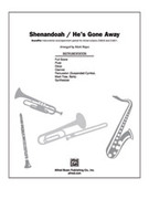 Cover icon of Shenandoah / He's Gone Away sheet music for Choral Pax (full score) by Anonymous and Mark Hayes, easy/intermediate skill level