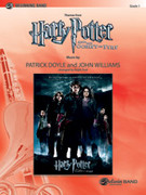 Cover icon of Harry Potter and the Goblet of Fire, Themes from sheet music for concert band (full score) by Patrick Doyle, John Williams and Ralph Ford, beginner