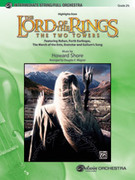 Cover icon of The Lord of the Rings: The Two Towers, Highlights from (COMPLETE) sheet music for full orchestra by Howard Shore