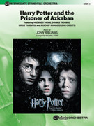 Cover icon of Harry Potter and the Prisoner of Azkaban sheet music for full orchestra (full score) by John Williams and Michael Story