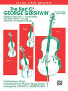 Cover icon of George Gershwin (COMPLETE) sheet music for string quartet by George Gershwin and Tony Esposito