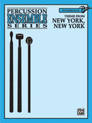 Cover icon of New York, New York, Theme from (COMPLETE) sheet music for percussions by John Kander