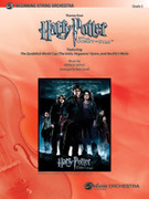 Cover icon of Harry Potter and the Goblet of Fire,u Themes from sheet music for string orchestra (full score) by Patrick Doyle and Bob Cerulli