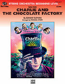 Cover icon of Charlie and the Chocolate Factory, Suite from sheet music for string orchestra (full score) by Danny Elfman, easy