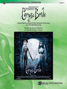 Cover icon of Corpse Bride, Selections from Tim Burton's sheet music for full orchestra (full score) by Danny Elfman and Douglas E. Wagner, easy/intermediate