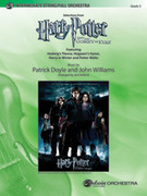 Cover icon of Harry Potter and the Goblet of Fire,u Selections from sheet music for full orchestra (full score) by Patrick Doyle and John Williams, easy/intermediate