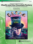 Cover icon of Charlie and the Chocolate Factory, Selections from (COMPLETE) sheet music for full orchestra by Danny Elfman and Victor Lopez