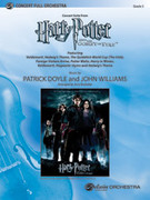 Cover icon of Harry Potter and the Goblet of Fire,u Concert Suite from (COMPLETE) sheet music for full orchestra by Patrick Doyle, advanced