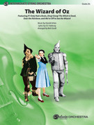 Cover icon of The Wizard of Oz sheet music for string orchestra (full score) by Harold Arlen