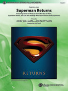 Cover icon of Superman Returns (COMPLETE) sheet music for full orchestra by Anonymous and Bob Cerulli