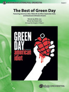 Cover icon of The Best of Green Day sheet music for full orchestra (full score) by Billie Joe