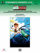 Cover icon of The Ant Bully sheet music for full orchestra (full score) by John Debney and Victor Lopez