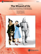 Cover icon of The Wizard of Oz sheet music for concert band (full score) by Harold Arlen