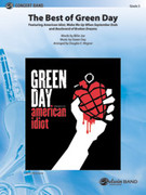 Cover icon of The Best of Green Day (COMPLETE) sheet music for concert band by Billie Joe