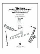 Cover icon of '60s Chicks sheet music for Choral Pax (full score) by Anonymous and Jay Althouse, easy/intermediate
