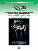 Cover icon of Harry Potter and the Order of the Phoenix, Selections From (COMPLETE) sheet music for concert band by John Williams and Douglas E. Wagner, easy skill level