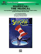 Cover icon of Seussical sheet music for concert band (full score) by Stephen Flaherty and Lynn Ahrens, easy skill level