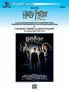 Cover icon of Harry Potter and the Order of the Phoenix, Suite from sheet music for concert band (full score) by John Williams, Nicholas Hooper and Jack Bullock