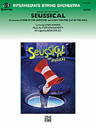 Cover icon of Seussical the Musical,  Selections from (COMPLETE) sheet music for string orchestra by Stephen Flaherty, Lynn Ahrens and Bob Cerulli