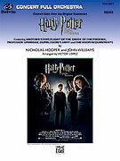 Cover icon of Harry Potter and the Order of the Phoenix, Concert Suite from (COMPLETE) sheet music for full orchestra by Nicholas Hooper, John Williams and Victor Lopez