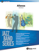 Cover icon of Alianza (COMPLETE) sheet music for jazz band by Erik Morales, easy/intermediate jazz band