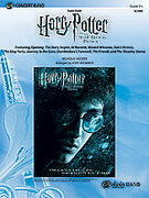 Cover icon of Harry Potter and the Half-Blood Prince, Suite from sheet music for concert band (full score) by Nicholas Hooper, intermediate skill level