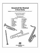 Cover icon of Seussical the Musical sheet music for Choral Pax (full score) by Anonymous, Stephen Flaherty, Lynn Ahrens, Dr. Seuss and Andy Beck