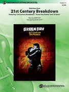 Cover icon of 21st Century Breakdown, Selections from sheet music for string orchestra (full score) by Green Day and Jason Scott