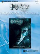 Cover icon of Harry Potter and the Half-Blood Prince, Concert Suite from (COMPLETE) sheet music for full orchestra by Nicholas Hooper, intermediate/advanced