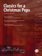 Cover icon of Classics for a Christmas Pops, Level 1 sheet music for string orchestra (full score) by Felix Bernard