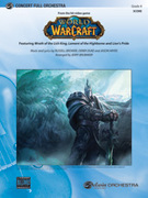 Cover icon of World of Warcraft sheet music for full orchestra (full score) by Russell Brower, Derek Duke, Jason Hayes and Jerry Brubaker, intermediate