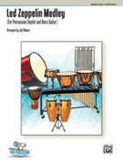 Cover icon of Led Zeppelin Medley sheet music for percussions (full score) by Led Zeppelin and Jeff Moore