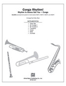 Cover icon of Conga Rhythm (COMPLETE) sheet music for Choral Pax by Anonymous and Kirby Shaw