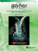 Cover icon of Harry Potter and the Deathly Hallows, Part 2, Selections from sheet music for concert band (full score) by Alexandre Desplat and Ralph Ford, easy concert band (full score)