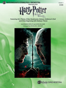 Cover icon of Harry Potter and the Deathly Hallows, Part 2, Selections from sheet music for full orchestra (full score) by Alexandre Desplat