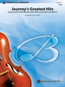 Cover icon of Journey's Greatest Hits (COMPLETE) sheet music for full orchestra by Anonymous, intermediate skill level