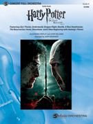 Cover icon of Harry Potter and the Deathly Hallows, Part 2, Suite from (COMPLETE) sheet music for full orchestra by Alexandre Desplat and John Williams, intermediate