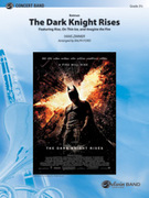 Cover icon of Batman: The Dark Knight Rises (COMPLETE) sheet music for concert band by Hans Zimmer and Ralph Ford