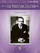 Cover icon of Let's Misbehave sheet music for piano, voice or other instruments by Cole Porter, easy/intermediate