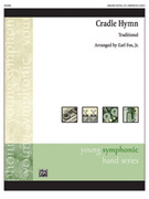 Cover icon of Cradle Hymn sheet music for concert band (full score) by Anonymous