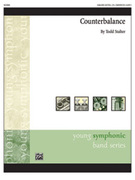 Cover icon of Counterbalance sheet music for concert band (full score) by Todd Stalter