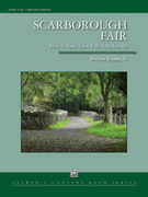 Cover icon of Scarborough Fair sheet music for concert band (full score) by Andrew Boysen