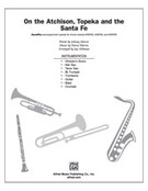 Cover icon of On the Atchison, Topeka and the Santa Fe sheet music for Choral Pax (full score) by Harry Warren, Johnny Mercer and Jay Althouse, easy/intermediate skill level