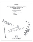 Cover icon of Home (COMPLETE) sheet music for Choral Pax by Drew Pearson, Greg Holden, Phillip Phillips and Greg Gilpin