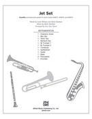 Cover icon of Jet Set (COMPLETE) sheet music for Choral Pax by Marc Shaiman, easy/intermediate