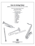 Cover icon of Live in Living Color sheet music for Choral Pax (full score) by Marc Shaiman, Scott Wittman and Eric Van Cleave