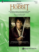 Cover icon of The Hobbit: An Unexpected Journey, Selections from (COMPLETE) sheet music for string orchestra by Howard Shore and Michael Story
