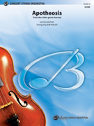 Cover icon of Apotheosis sheet music for string orchestra (full score) by Austin Wintory and Bob Phillips