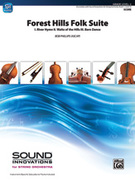 Cover icon of Forest Hills Folk Suite sheet music for string orchestra (full score) by Bob Phillips, easy orchestra