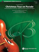 Cover icon of Christmas Toys on Parade sheet music for string orchestra (full score) by Victor Herbert, Leon Jessel, Mark Weston and Douglas E. Wagner, easy/intermediate skill level